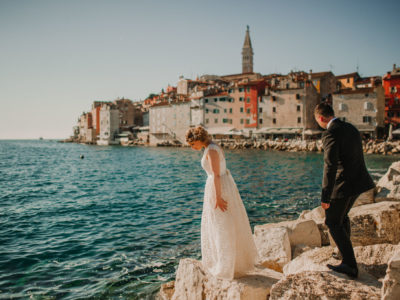 Istria wedding photographer | Rovinj M&P