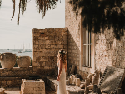 Hvar wedding photographer | Harriet & Oliver